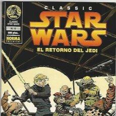 Comics : NORMA. STAR WARS. CLASSIC. 6. Lote 271266478