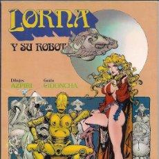 Comics: COLECCIÓN NORMA. LORNA Y SU ROBOT. 2.. Lote 271282913