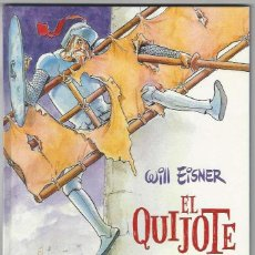 Comics: NORMA. WILL EISNER. 7. EL QUIJOTE.. Lote 271332093