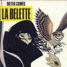 Cómics: DIETER COMES. LA BELETTE. NORMA . RUSTICA. COLECCION BN. 134 PAGINAS. Lote 271819523