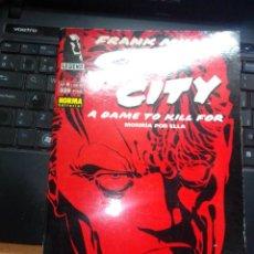 Cómics: SIN CITY - Nº 6 DE 6 - A DAME TO KILL FOR - FRANK MILLER - NORMA EDITORIAL. Lote 271834903