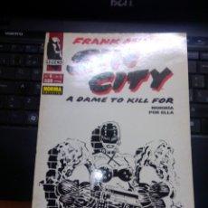 Cómics: SIN CITY - Nº 5 DE 6 - A DAME TO KILL FOR - FRANK MILLER - NORMA EDITORIAL. Lote 271834983