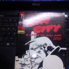 Cómics: SIN CITY - Nº 3 DE 6 - A DAME TO KILL FOR - FRANK MILLER - NORMA EDITORIAL. Lote 271835098