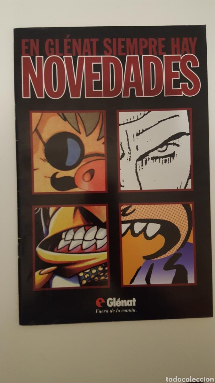 Cómics: Lote Catálogos Norma Editorial 1984, 85/86, 2008, 2009, 2012 - Club Otaku 1994 - Glenat 2001 - Foto 2 - 271999183