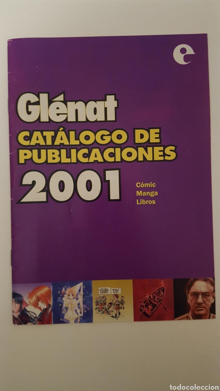 Cómics: Lote Catálogos Norma Editorial 1984, 85/86, 2008, 2009, 2012 - Club Otaku 1994 - Glenat 2001 - Foto 3 - 271999183