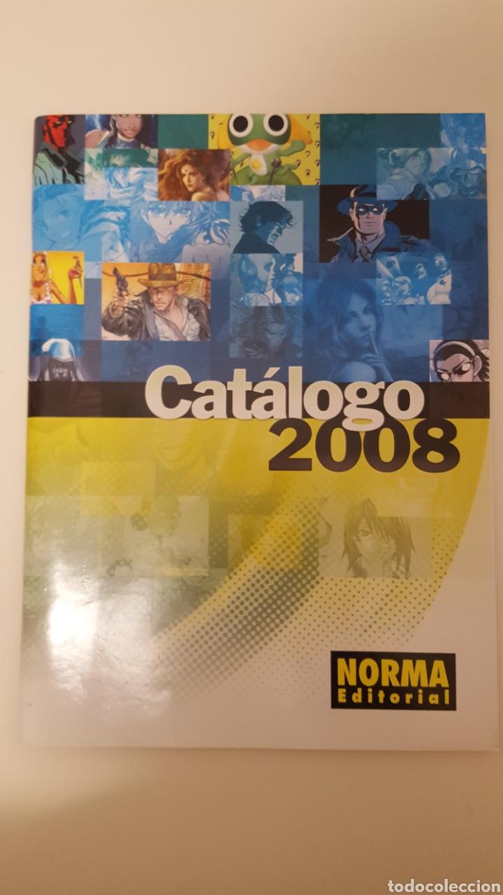 Cómics: Lote Catálogos Norma Editorial 1984, 85/86, 2008, 2009, 2012 - Club Otaku 1994 - Glenat 2001 - Foto 6 - 271999183