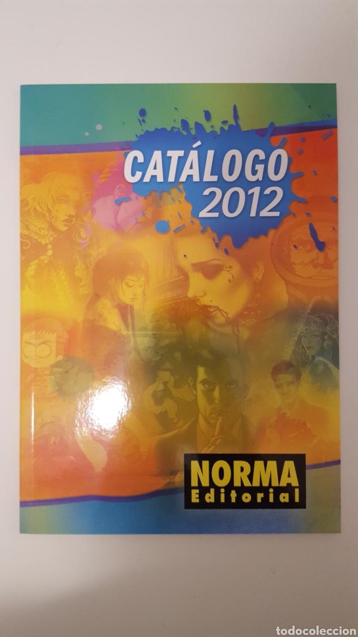 Cómics: Lote Catálogos Norma Editorial 1984, 85/86, 2008, 2009, 2012 - Club Otaku 1994 - Glenat 2001 - Foto 8 - 271999183