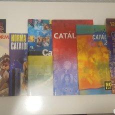 Cómics: LOTE CATÁLOGOS NORMA EDITORIAL 1984, 85/86, 2008, 2009, 2012 - CLUB OTAKU 1994 - GLENAT 2001. Lote 271999183