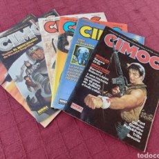 Cómics: CIMOC, COMIC DE LOS 80 ,NORMA EDITORIAL, NUMEROS:78,79,80,81,82 Y 83.REVISTA SERIES DE AVENTURAS. Lote 272090953