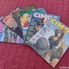 Cómics: CIMOC COMIC REVISTA GRANDES AVENTURAS, NUMEROS:90,91,92,94,96 Y 97 ,NORMA EDITORIAL, COMIC DE LOS 80. Lote 272583648