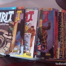 Comics: THE SPIRIT LOTE 22 NÚMEROS DEL 51 AL 76 FALTAN LOS QUE INDICO MAS ABAJO EDIT. NORMA. REF. UR CAJA 2. Lote 272742383