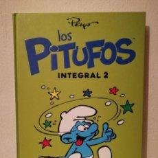 Comics : LIBRO - LOS PITUFOS INTEGRAL 2 - COMIC - PEYO - NORMA EDITORIAL. Lote 273390333
