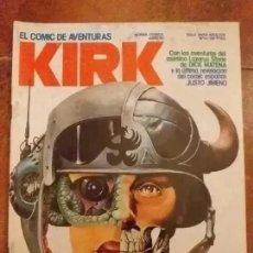 Comics: KIRK. EL COMIC DE AVENTURAS. NUM 12. Lote 273947643