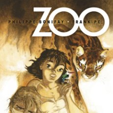 Cómics: CÓMICS. ZOO - PHILIPPE BONIFAY (CARTONÉ). Lote 274732343
