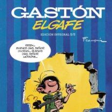Cómics: CÓMICS. GASTÓN ELGAFE. INTEGRAL 5 - FRANQUIN (CARTONÉ). Lote 274734338
