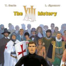 Cómics: CÓMICS. XIII 25. THE XIII HISTORY - YVES SENTE / JIGOUNOV (CARTONÉ). Lote 274735303
