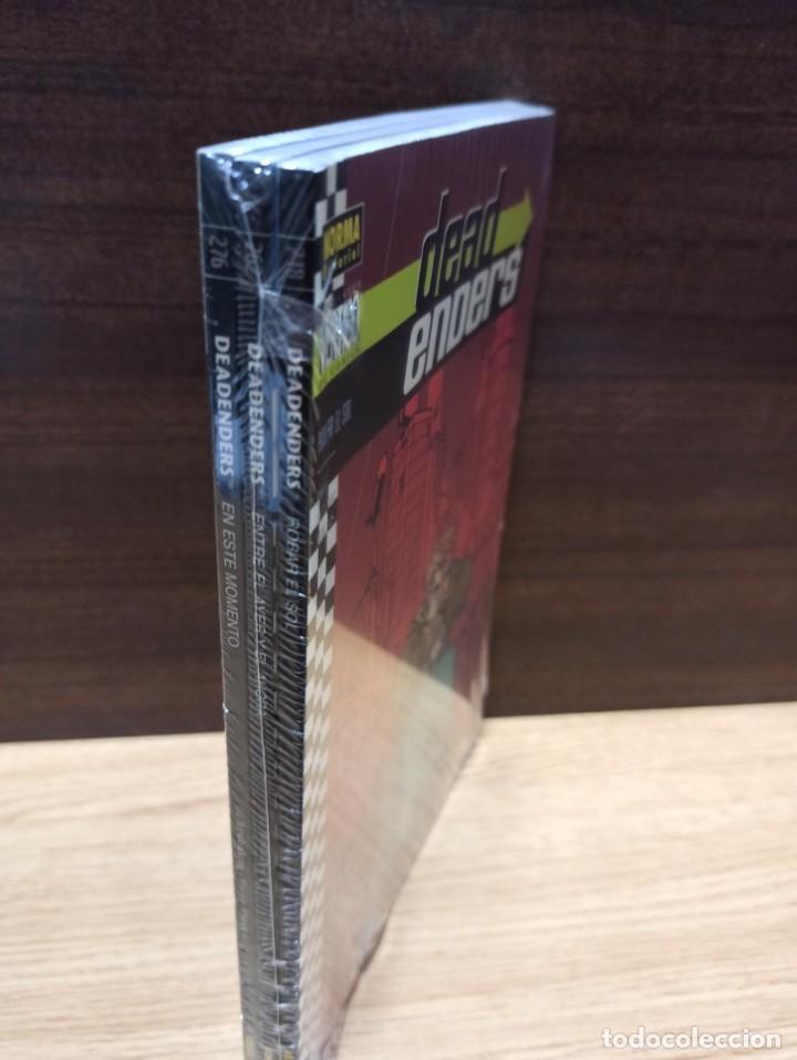 Cómics: DEAD ENDERS 3 VOLUMENES - NORMA - MUY BUEN ESTADO - Foto 2 - 274799873