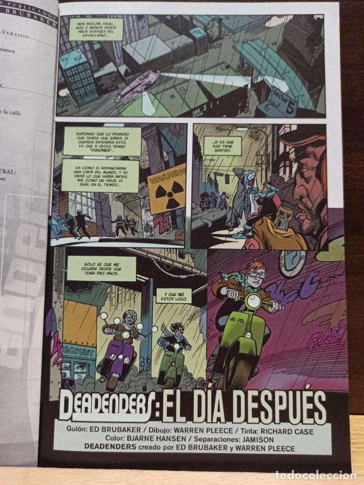 Cómics: DEAD ENDERS 3 VOLUMENES - NORMA - MUY BUEN ESTADO - Foto 3 - 274799873
