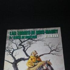 Cómics: LAS TORRES DE BOIS -MAURY 2/ELOISE DE MONTGRI-HERMANN-CIMOC EXTRA COLOR 86. Lote 275055583