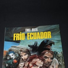 Comics: FRIO ECUADOR-ENKI BILAL -CIMOC EXTRA COLOR 100. Lote 275056243