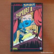 Fumetti: LOS ARCHIVOS DE THE SPIRIT NORMA EDITORIAL Nº 5. Lote 275056333