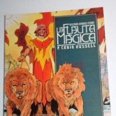 Comics: LA FLAUTA MAGICA 3 POR P. CRAIG RUSSELL 11. Lote 275069398