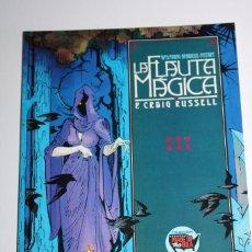 Comics: LA FLAUTA MAGICA 1 POR P. CRAIG RUSSELL 9. Lote 275069733