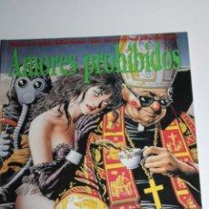 Comics: AMORES PROHIBIDOS CIMOC ESPECIAL Nº 13. Lote 275077263