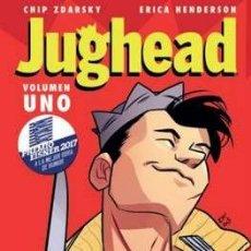 Cómics: JUGHEAD TOMO 1 NORMA EDITORIAL CHIP ZDARSKY & ERICA HENDERSON. Lote 275078108