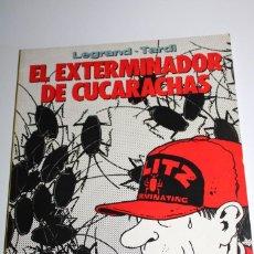 Comics: EL EXTERMINADOR DE CUCARACHAS -LEGRAND-TARDI COLECCION EL MURO 20. Lote 275082143