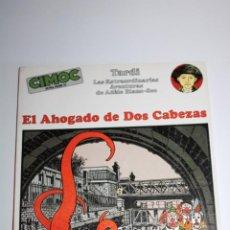 Comics: EL AHOGADO DE DOS CABEZAS TARDI -CIMOC EXTRA COLOR 13. Lote 275082413