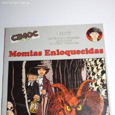 Comics: MOMIAS ENLOQUECIDAS TARDI CIMOC EXTRA COLOR 4. Lote 275082518
