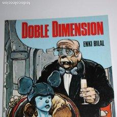 Comics: DOBLE DIMENSION -ENKI BILAL CIMOC EXTRA COLOR 56. Lote 275083153