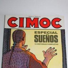 Comics: CIMOC -ESPECIAL SUEÑOS 10 HISTORIAS COMPLETAS -ESPECIAL NUM:11. Lote 275209163