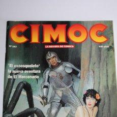Comics: LA REVISTA DE COMICS,CIMOC NUM:162. Lote 275209518