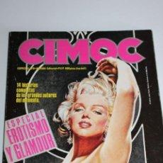 Comics: CIMOC ESPECIAL EROTISMO Y GLAMOUR - ESPECIAL Nº 6. Lote 275210168