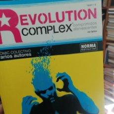 Comics: REVOLUTION COMPLEX. Lote 275679813