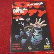 Cómics: SIN CITY LA GRAN MASACRE Nº 3 ( FRANK MILLER ) ¡BUEN ESTADO! NORMA. Lote 275687428