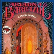 Comics: ARIADNA & BARBAZUL - COL. MADE IN USA Nº 4 (P. CRAIG RUSSELL) NORMA - IMPECABLE - SUB02M. Lote 276001763