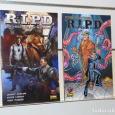 Fumetti: R.I.P.D. COMPLETA 2 TOMOS COLECCION MADE IN HELL Nº 72 Y 131 - NORMA. Lote 276082203