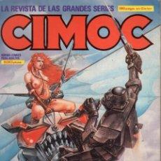 Cómics: CIMOC RETAPADO Nº 12 (CONTIENE LOS NUMEROS 44 A 46) NORMA - BUEN ESTADO - SUB02M. Lote 276084678