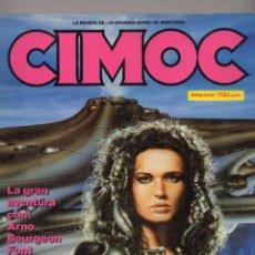 Cómics: CIMOC RETAPADO Nº 27 (CONTIENE LOS NUMEROS 89 A 91) NORMA - BUEN ESTADO - SUB02M. Lote 276085028