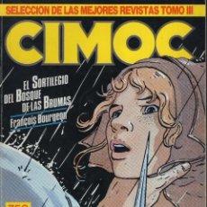 Cómics: CIMOC SELECCION DE LAS MEJORES REVISTAS Nº 3 (RETAPADO CON LOS NUMEROS 42, 43, 49, 51) NORMA -SUB02M. Lote 276085153