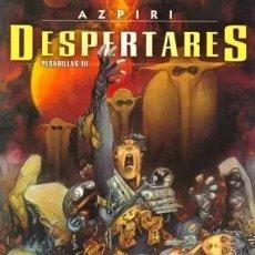 Cómics: DESPERTARES, PESADILLAS III (AZPIRI) NORMA - IMPECABLE -SUB02M. Lote 276095248