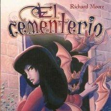 Cómics: EL CEMENTERIO COMPLETA 4 TOMOS - COL. MADE IN HELL Nº 16- 64- 68 Y 75 - NORMA - IMPECABLE - SUB02M. Lote 276099853