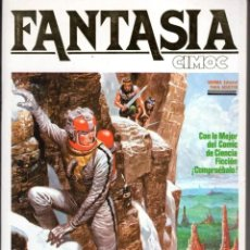 Comics: FANTASIA CIMOC Nº 3 (RETAPADO CON LOS NUMEROS 12 A 14) NORMA - BUEN ESTADO - SUB02M. Lote 276130823