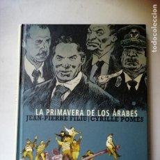 Cómics: LA PRIMAVERA DE LOS ARABES .NORMA EDITORIAL.. Lote 276219658
