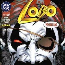 Cómics: LOBO Nº 10 - NORMA - IMPECABLE - SUB02M. Lote 276244048