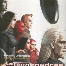 Cómics: LOS TECNOPADRES VOL. 8 LA GALAXIA PROMETIDA - NORMA - CARTONE - IMPECABLE - SUB02M. Lote 276300488