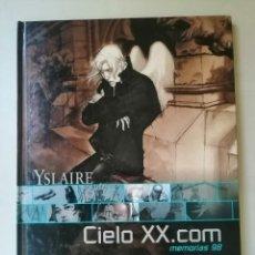 Cómics: CIELO XX.COM 1. MEMORIAS 98. YSLAIRE. NORMA EDITORIAL.. Lote 276392713